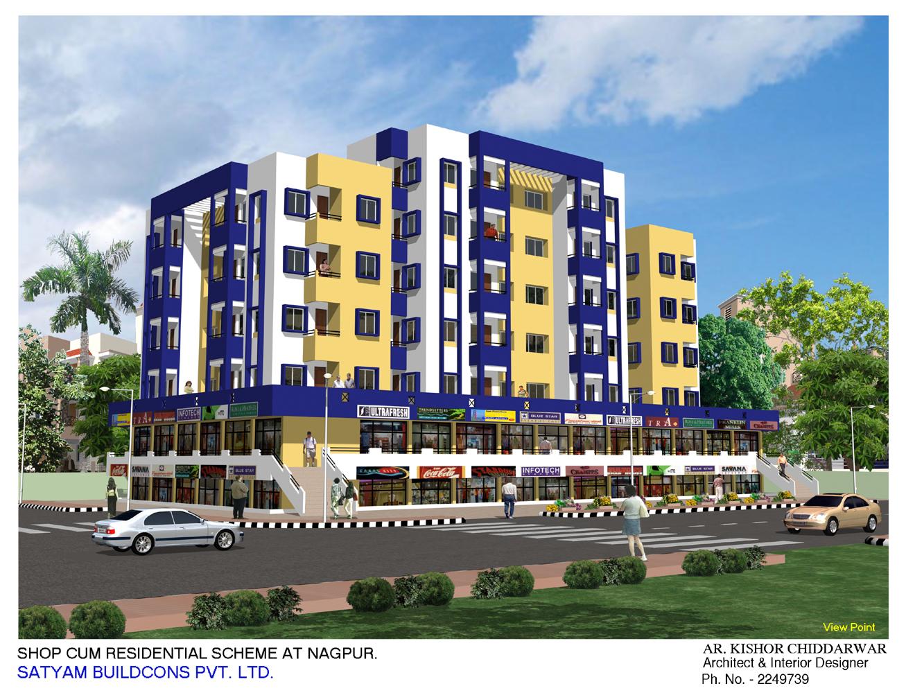 Satyam Enclave