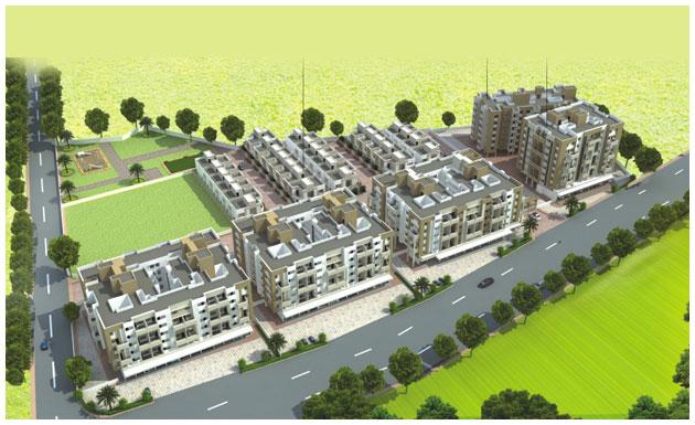 Satyam Garden City